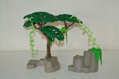 Playmobil Wildlife Western Safari Jungle Acacia African Tree Scenery Spares ETC
