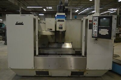 Fadal Vmc 4020 Cnc Vertical Machining Center