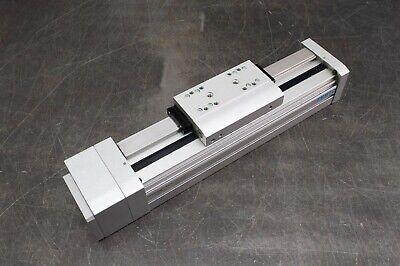 Festo Egc-80-150-bs-10p-kf Belt Driven Linear Actuator Ball Bearing Guide