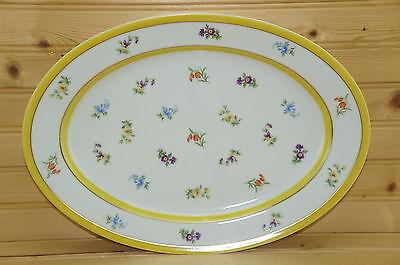 Heinrich Grand Duchess Medium Oval Serving Platter, 14 1/4