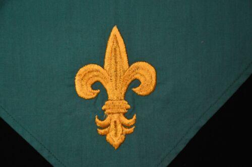 Ten Mile River Scout Camps Staff Neckerchief, 1960s
