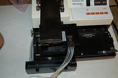 Labsystems Multidrop 384 Titertek Plate Dispenser Vgw Microplate 96 Well Dispen