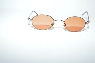 Eye Q Lenox Sunglass/Eyeglass Frames 45[]20-135MM Antique Gold