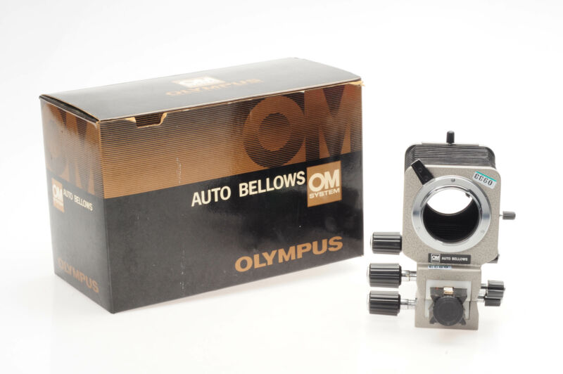 Olympus OM Auto Bellows                                                     #933