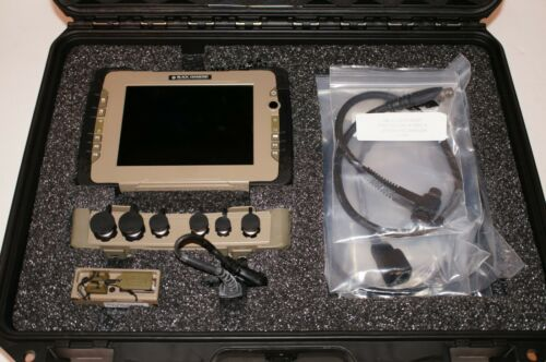 "New ""Loaded"" Black Diamond Universal Modular Tactical Computer Kit w/ Pelican"