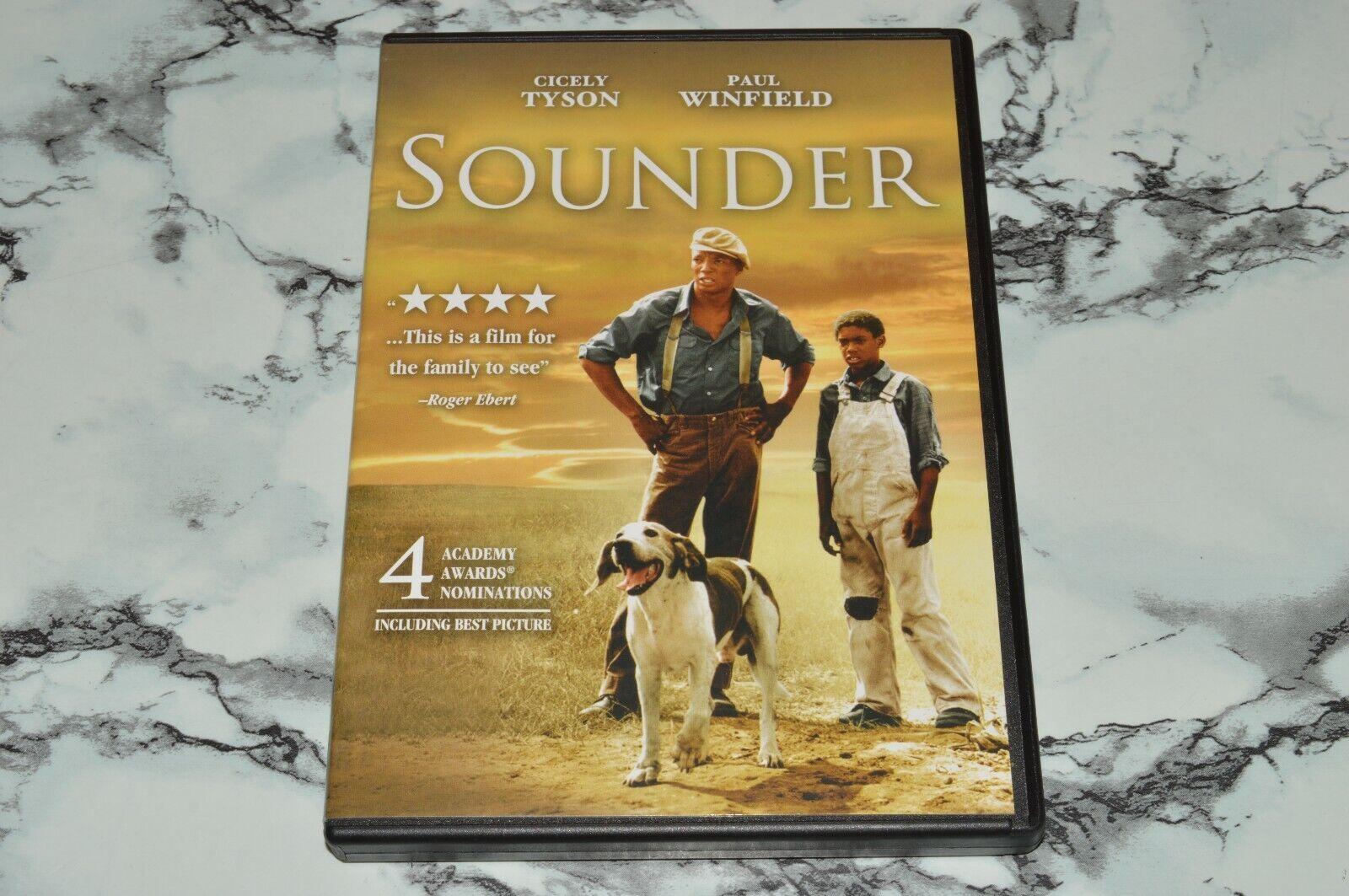 Sounder DVD, 2008 -- Cicely Tyson Paul Winfield - $16.91