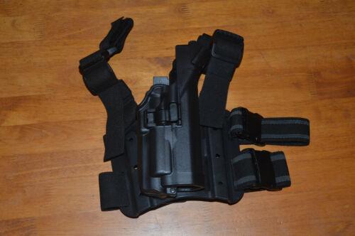 Blackhawk Glock 20/21 / M&P 45 SERPA Level 3 Xiphos NT Drop Leg Duty Holster RH