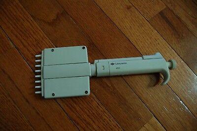 Finnpipette Labsystems Pipet Multichannel 8 Channel Pipet Pipette Thermo 10