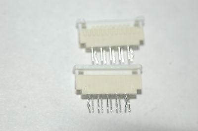 Molex 5-2030101-0 10-pin 2x5 Header New Item Lot Quantity-50