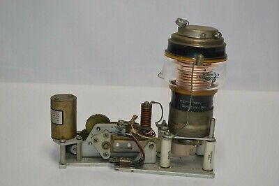 Vacuum Capacitor Variable Jennings Ucsl-1000 1000pf 3kv Rockwell Collins