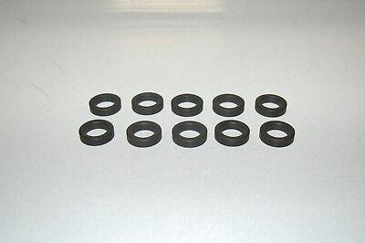 10 X Toroid Ring Ferrite Cores 29197.5 Mm Emirfi Filter