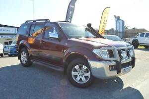 2006 Nissan Pathfinder ST-L Automatic SUV Wangara Wanneroo Area Preview