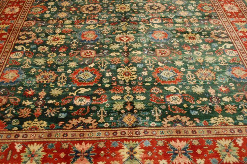 Mint Authentic American Karastan Kuba Rug 8.8x12 Pattern #700/797 Rare Design