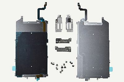 "iPhone 6 Gain 5.5"" Main Metal Shield LCD Screen Plate Part + Flex Cable"