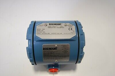 New Rosemount 3144 Temperature Transmitter