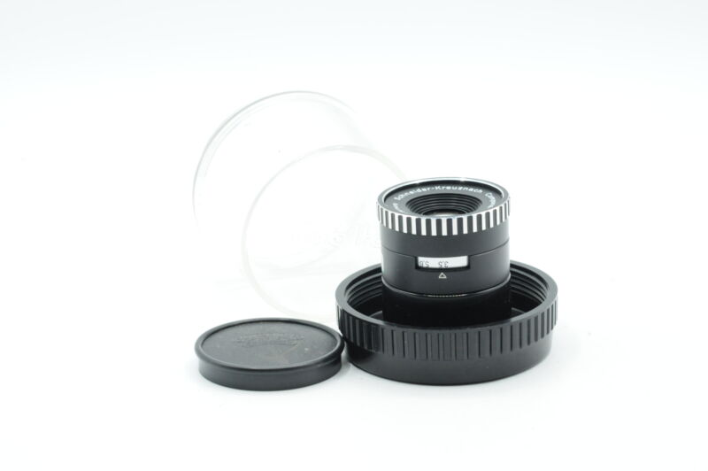 Schneider-Kreuznach Componar 50mm f3.5 Enlarging Lens #032