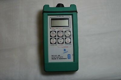 Wandel Goltermann Olp-18b Optical Power Meter
