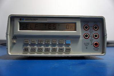 Hewlett Packard Agilent Hp 3468a Digital Multimeter Tested