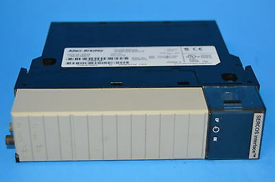Allen Bradley 1756-m16sea 16 Axis Sercos Interface Module 2.5ma Fw 15.37 Used
