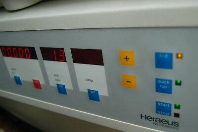 Heraeus Thermo Scientific Megafuge 20r Refrigerated Centrifuge Swinging Bucket