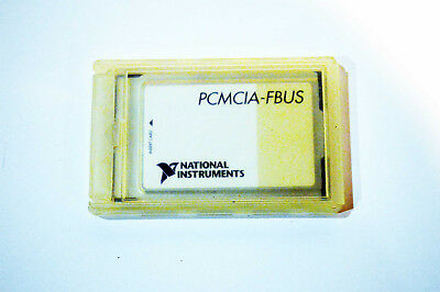 National Instruments Ni Pcmcia-fbus Fieldbus Interface For Pcmcia 183628b-01