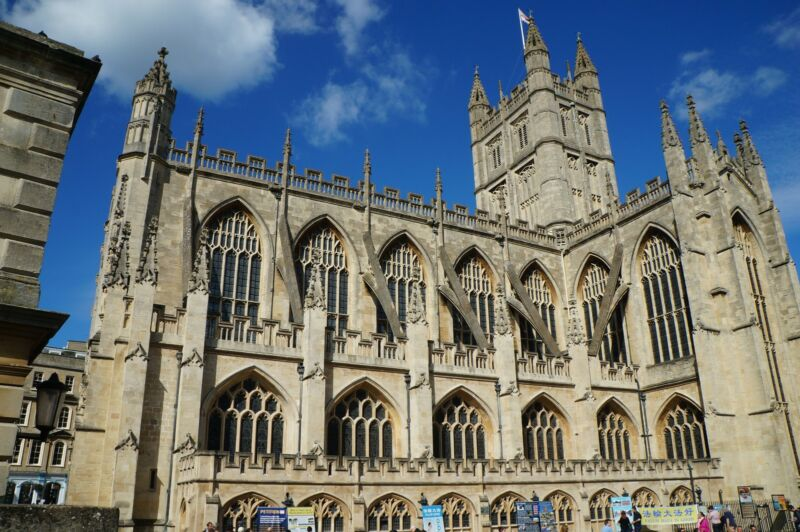 The city of Bath is famous for its beautiful architecture, iconic sights and fascinating history
