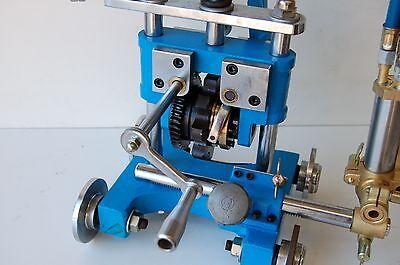 Manual Pipe Cutting Beveling Machine Track Torch Burner Cutter Bluerock Tools