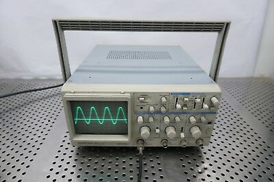 Kenwood Cs-4135 Analog Oscilloscope 40 Mhz 2 Channel