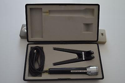 GRUNDIG GDM 313 in Originalbox - dynamisches Richtmikrofon