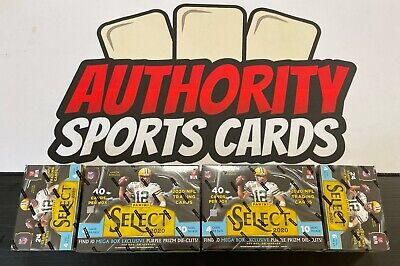 Los Angeles Chargers 2020 Panini Select NFL Football Live Box Break 5 - $72.77