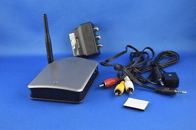 MARMITEK GigaView 545 - 5.8 GHz Wireless Audio/Video extra Transmitter 8 Kanäle 5.8 Ghz Wireless Audio