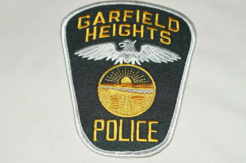US Garfield Heights Ohio Police Patch