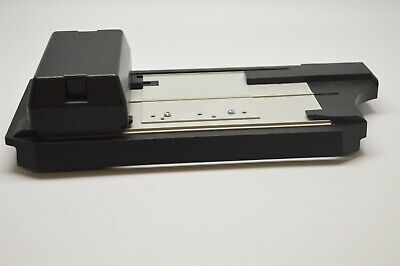 Addressograph Bartizan Manual Credit Card Imprint Machine Model 4850
