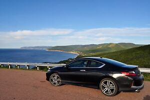Honda Accord coupe v6 manual Touring lease takeover