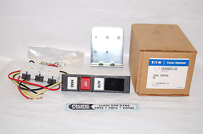 Eaton C400gk3-gd Holdoffauto Switch W Mounting Flange Air Compressor Parts