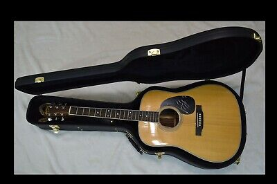 Martin D-35 Guitar 2010 with Case - NEW, BUT NEEDS WORK