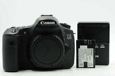 Canon EOS 60D 18MP Digital SLR Camera Body                                  #738