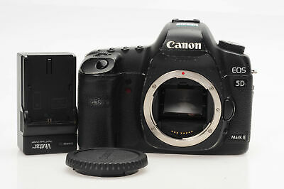 Canon EOS 5D Mark II 21.1MP Full Frame Digital SLR Camera Body              #473