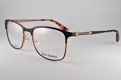 Juicy Couture Eyeglasses 168 0FG4 Brown Gold, Size (Juicy Couture Eyeglasses)