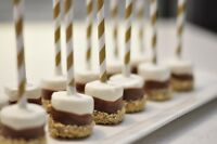 Custom Marshmallow Pops for Birthdays Parties and more!