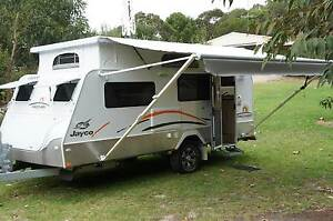2012 Jayco Discovery Outback Victor Harbor Victor Harbor Area Preview