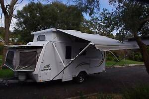 Jayco Expander [2012] with Shower & Toilet Langwarrin Frankston Area Preview