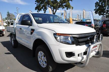 2015 Ford Ranger PX MkII XL Utility Super Cab 4dr Man 6sp 4x4 3.2 Acacia Ridge Brisbane South West Preview