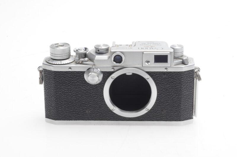 Canon IVs Rangefinder Film Camera <E.P.> Red Dot #373