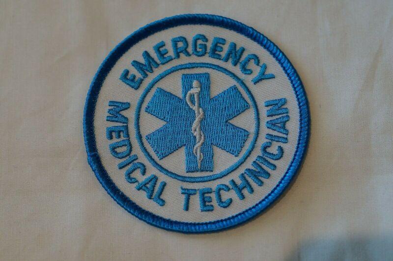 Canadian EMT Emergency Medical Technician Patch Obsolete