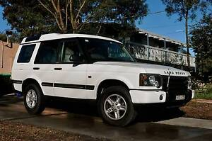 2003 Land Rover S2 (Upgrade) Discovery Wagon TD5 Somers Mornington Peninsula Preview