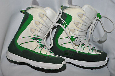 Burton Freestyle Snowboard Boots Used  Women's size 7
