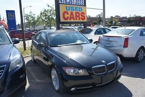 2008 BMW 335 i | LEATHER | SUNROOF |  LOW MILEAGE | NO ACCIDENT