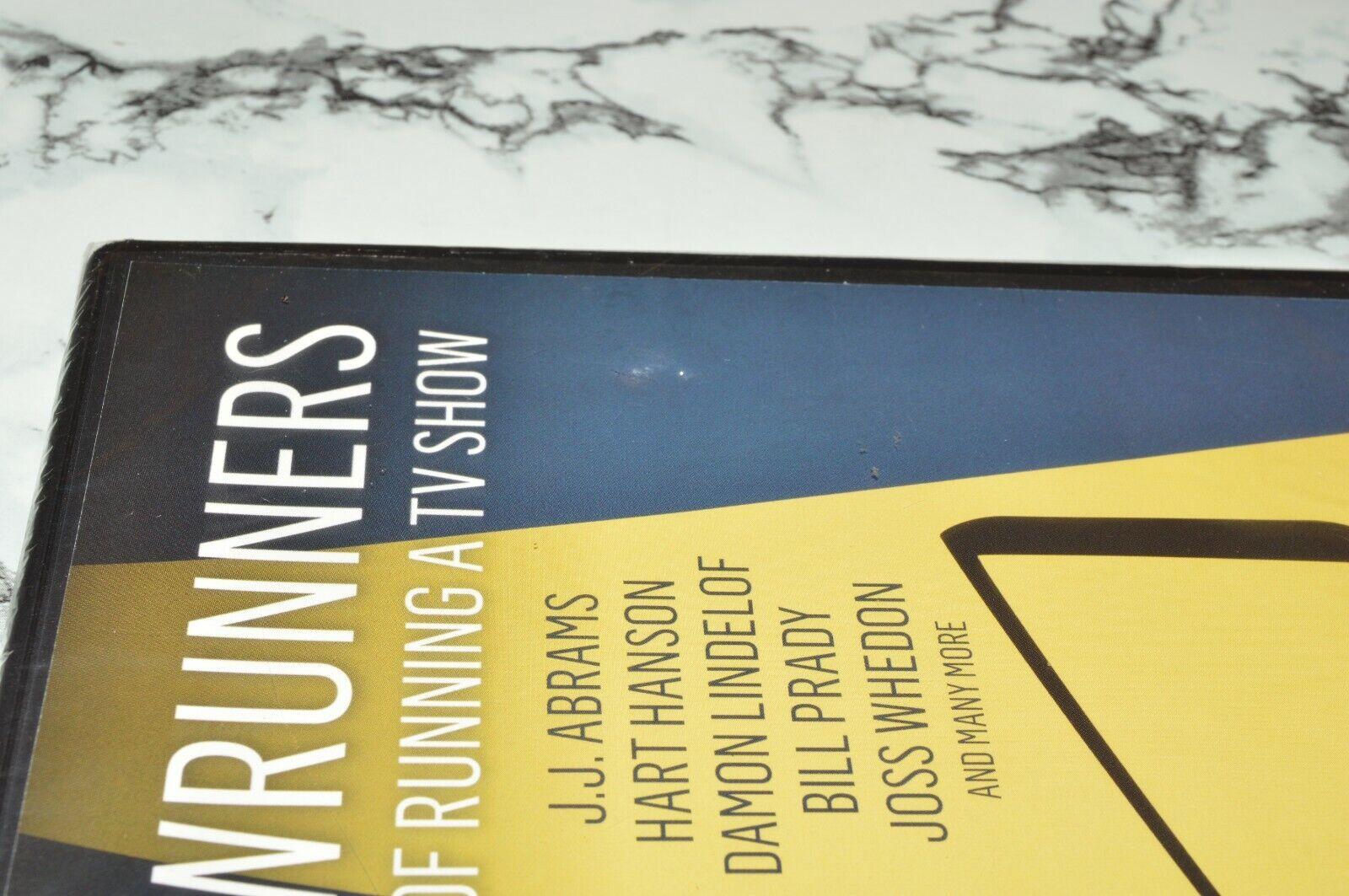 NEW - Showrunners - The Art Of Running A TV Show DVD, 2015 -- J.J. Abrams PBS - $12.68