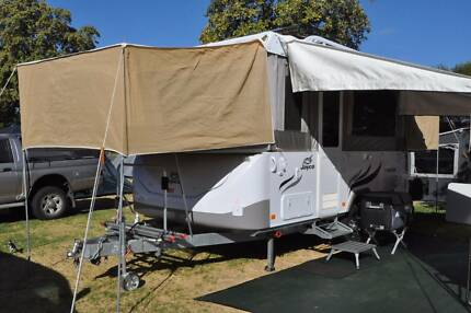 2013 Jayco (Swan) West Beach West Torrens Area Preview